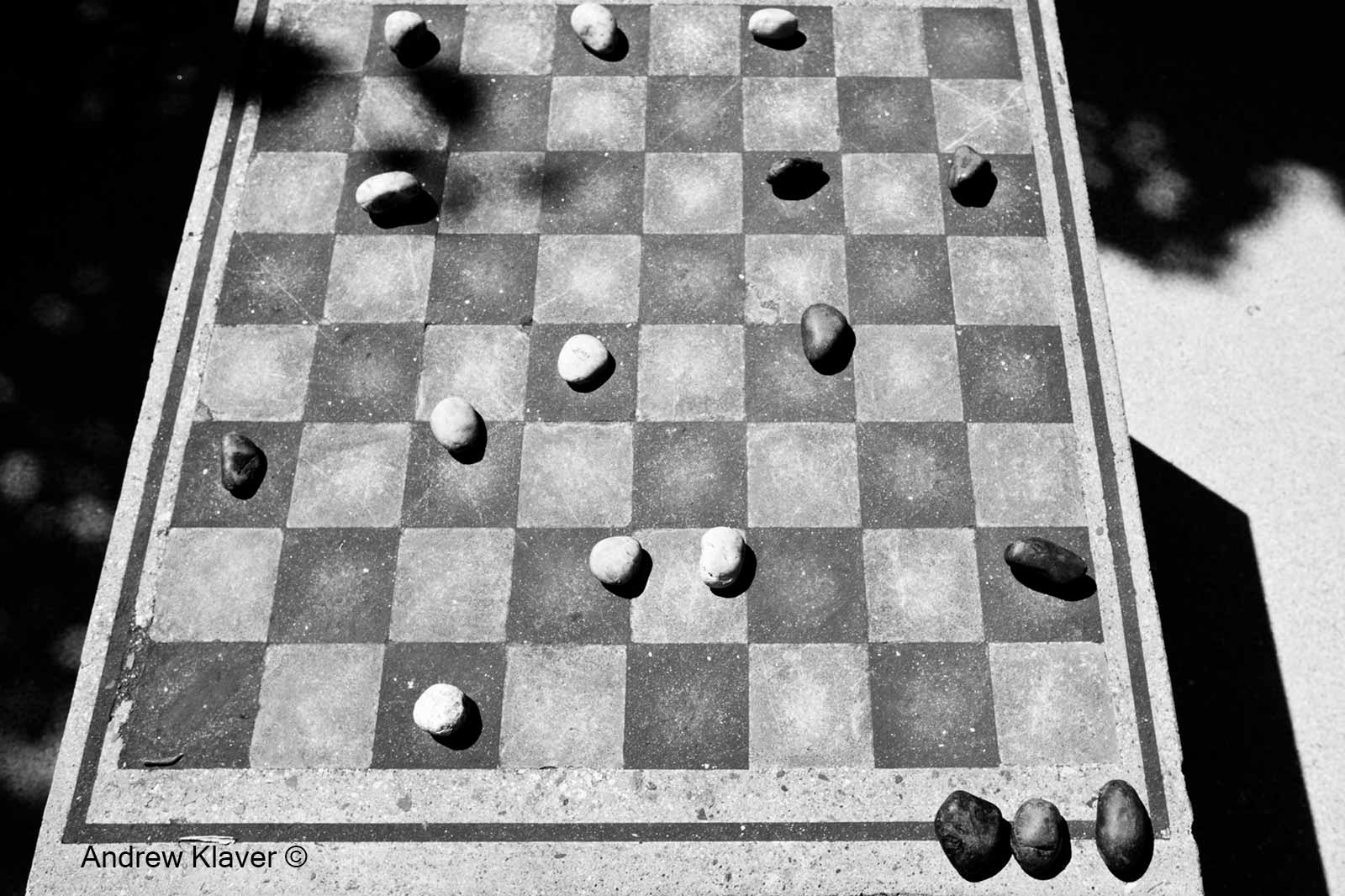 Checkers, 2009