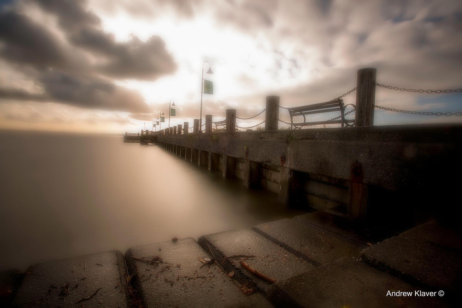 Dunderave Pier, West Vancouver