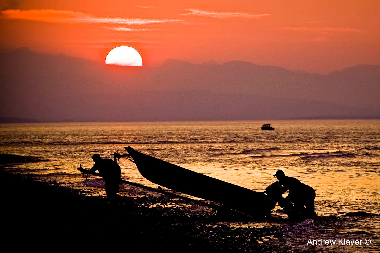 Qualicum Beach fisherman