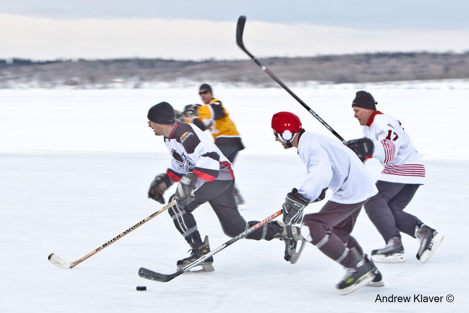 Pond Hockey 1